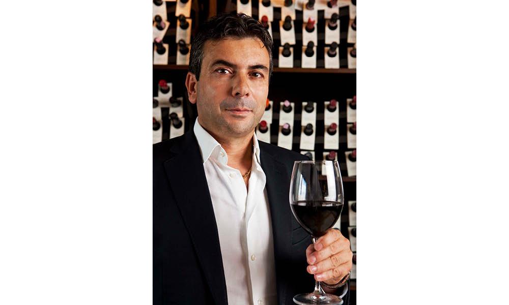 Enzo Rillo owner of La Fortezza