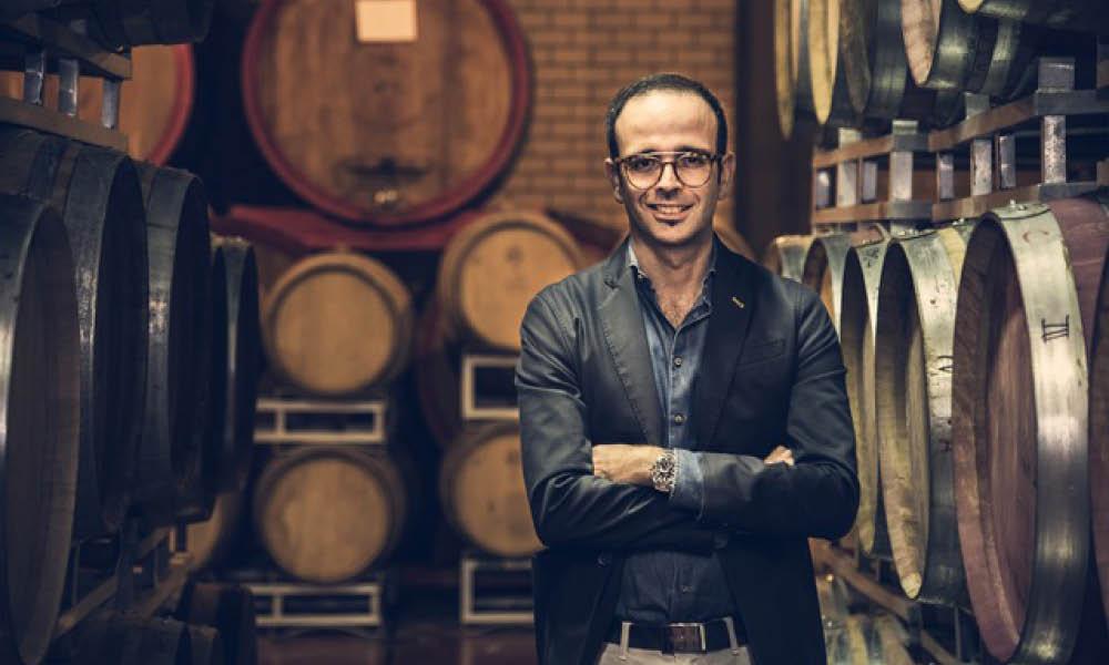 Andrea di Fabio, Direttore Commerciale e Marketing di Cantina Tollo