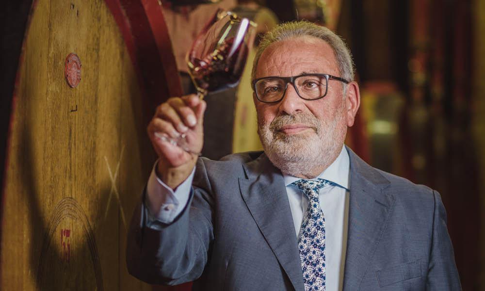 Tonino Verna, Presidente di Cantina Tollo