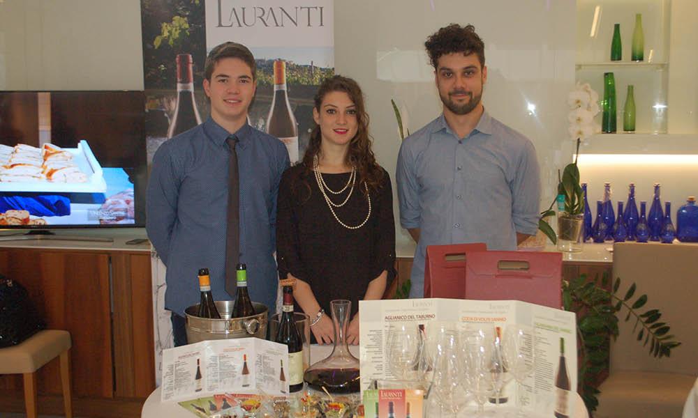 Iorio lauranti family