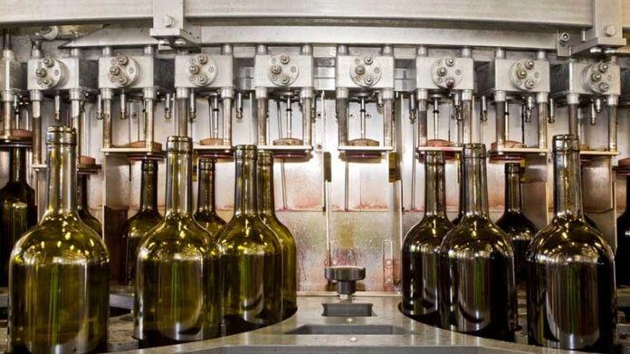 Come si fa il vino-l'imbottigliamento